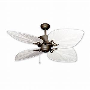 Tropical ceiling fans with lights large