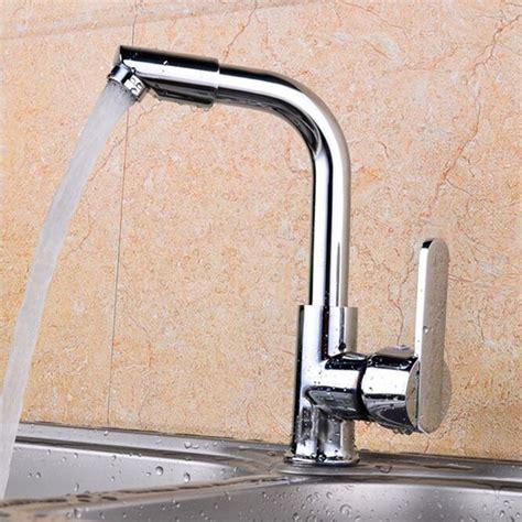 hole mixer tap modern kitchen bar single handle sink