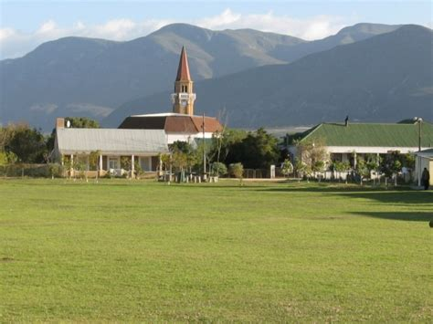 About Stanford Village in the Western Cape, South Africa
