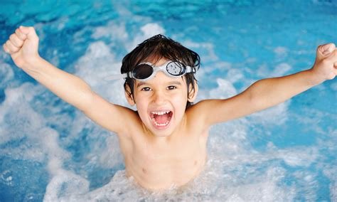 Teach Your Kids To Swim  Tips And Tricks For Funfor
