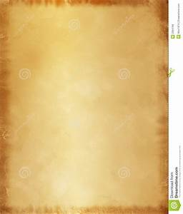 old parchment paper background stock illustration image With parchment letter paper