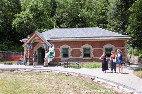 Prospect Park Opens First Composting Bathroom In A Nyc