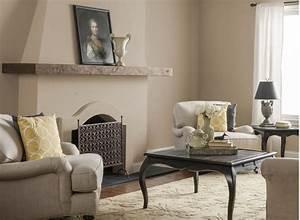 Wandfarben fürs Wohnzimmer 25 Gestaltungsideen