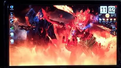 Legends League Desktop Wukong Pc Wallpapers Background