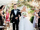 Anna Camp and Skylar Astin's Pitch Perfect Wedding, All ...