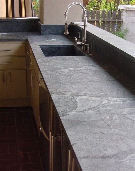 Soapstone Countertop Maintenance by Soapstone Countertops
