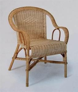 Fauteuil En Osier : fauteuil osier rotin table de lit ~ Melissatoandfro.com Idées de Décoration