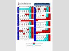 Calendario escolar curso 201819 Maristas Valencia