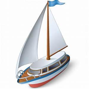 IconExperience » V-Collection » Sailboat Icon
