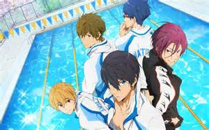 free iwatobi swim club 2013 anime series review the