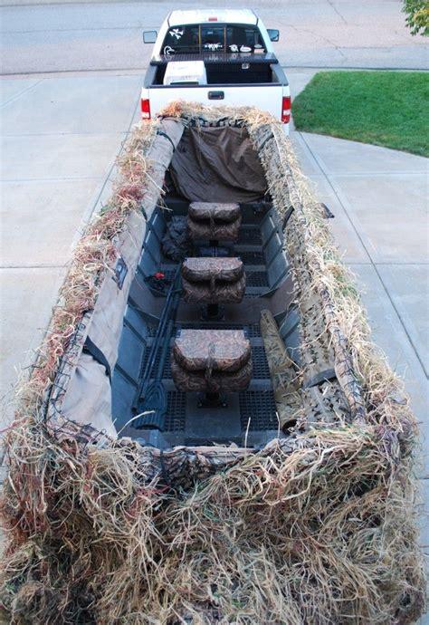 Gheenoe Duck Boat Blind by 25 Best Ideas About Boat Blinds On Duck Boat