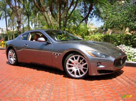 2009 Maserati GranTurismo in Grigio Alfieri (Grey) photo