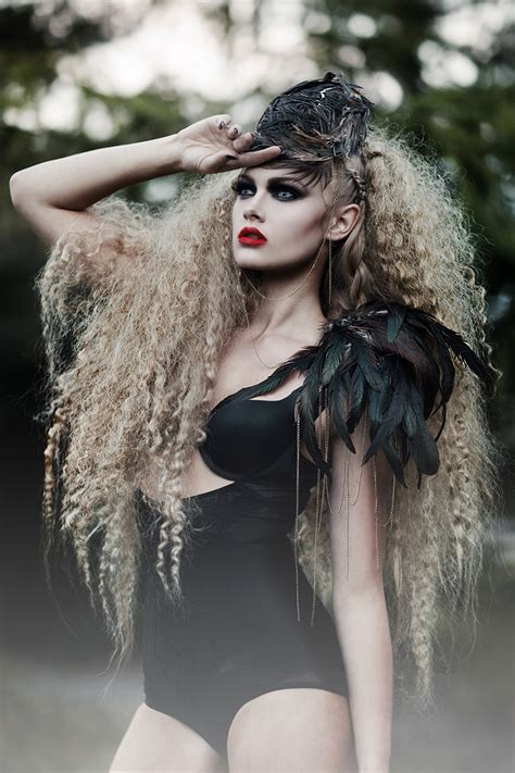 HD wallpapers halloween crimped hairstyles