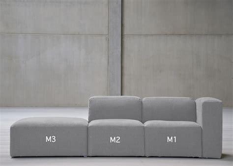canapé à composer canapé design à composer en 8 couleurs donna chez ksl