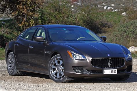 2014 Maserati Quattroporte [w/video]