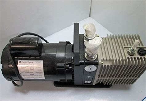 Franklin Electric Motors by Franklin Electric 1101006401 Vacuum 115v Electric