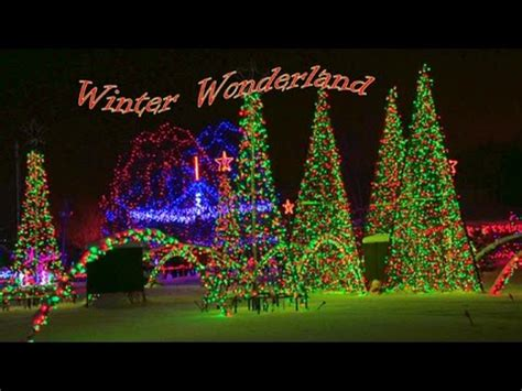 largest christmas lights displays photos world s largest light display marshfield wisconsin