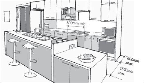 normal kitchen island sizes  kitchen island