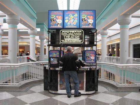 photo flash westchester broadway theatre mans kiosks in