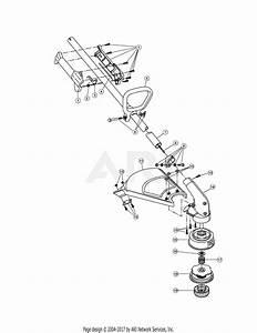 Mtd Y765 41ad765g900  41ad765g900 Y765 Parts Diagram For Boom  U0026 Trimmer Parts