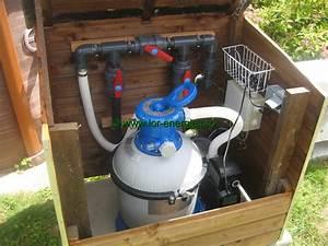 By Pass Piscine : installation chauffage pompe chaleur pac piscine hors ~ Melissatoandfro.com Idées de Décoration