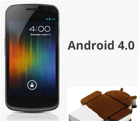 4 4 4 android android 4 0 sandwich best new features for