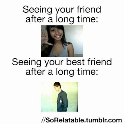 Funny Relatable Gifs Friend Quotes Seeing Posts