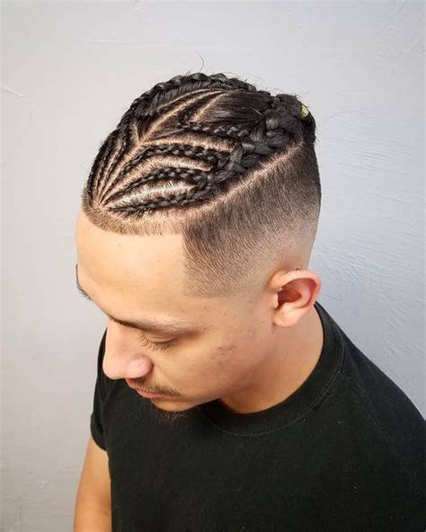 braids  men cool man braid hairstyles  guys