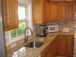 kitchen remodel ideas with oak cabinets 1000 ideas about honey oak cabinets on oak kitchens cabinets and granite