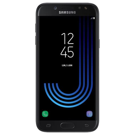 samsung galaxy j5 2017 noir mobile smartphone samsung sur ldlc