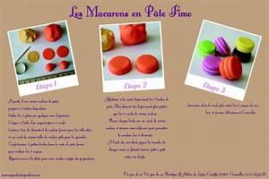 Tuto Pate Fimo : tutoriel gratuit macarons en fimo ~ Dode.kayakingforconservation.com Idées de Décoration