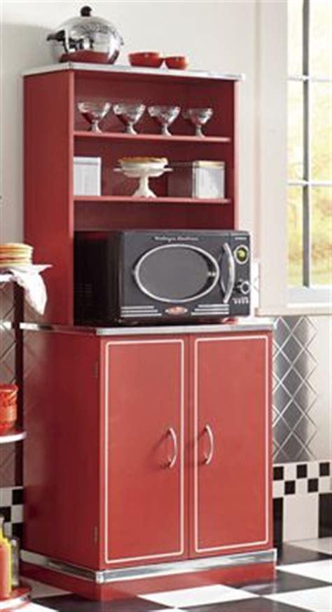 retro microwave cabinet  seventh avenue dh