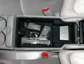 Gun Holsters for Concealed Carry for Car