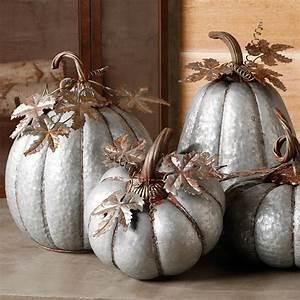 Metal, Pumpkins