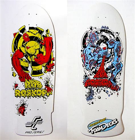 Rob Roskopp Skateboard Graphics rob roskopp jim phillips target legacy