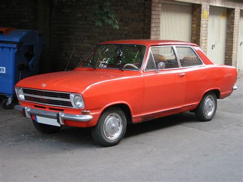 Opel Kadett by Images