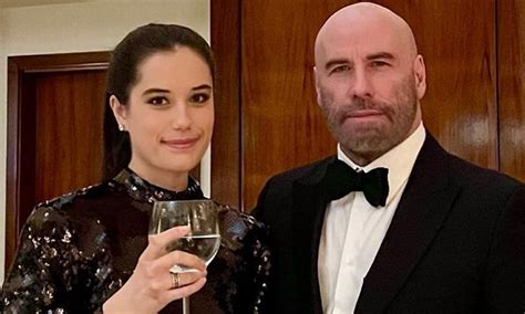 Briefly a successful recording artist in the 1970s. John Travolta and daughter Ella share bittersweet video with adorable family member | HELLO!