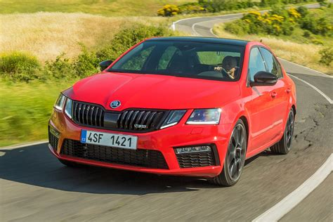 skoda octavia rs 245 tuning new skoda octavia vrs 245 2017 review auto express