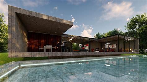 lumion  pro render modern house interior design