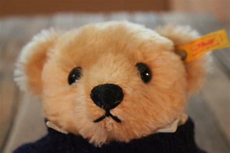 ralph lauren steiff teddy bear history  cavender diary