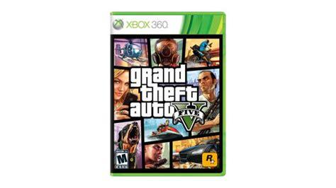 Buy Grand Theft Auto V For Xbox 360