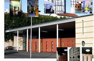 Piscine Saint Chamond : a au atelier d 39 architecture d 39 urbanisme thierry saunier ~ Carolinahurricanesstore.com Idées de Décoration