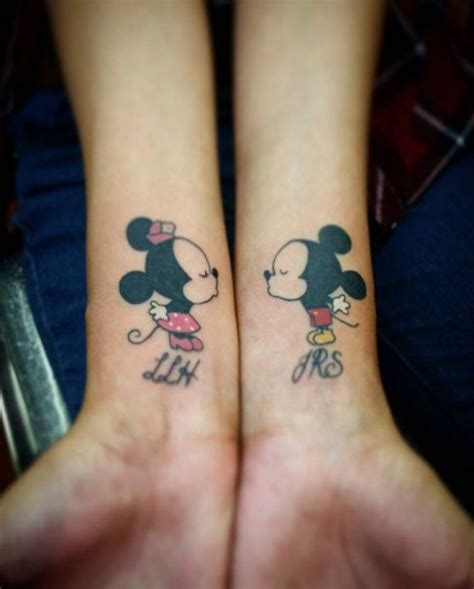 17 Meilleures Idées à Propos De Tatouage Mickey Sur