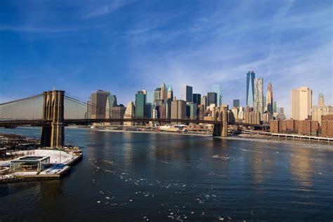 Brooklyn Bridge (new York City) 5k Uhd Wallpaper