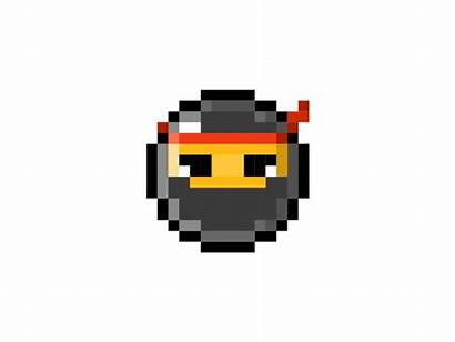 Pixel Face Emojiss Emojis Close Dribbble Client