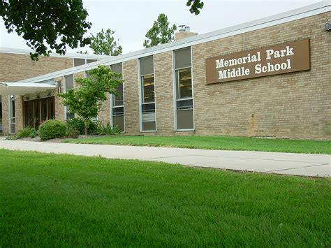 memorial park middle school