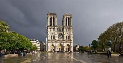 Cathedral Dame Notre Paris Fr