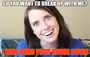 Overly Attached Girlfriend Meme Blank | www.pixshark.com ...