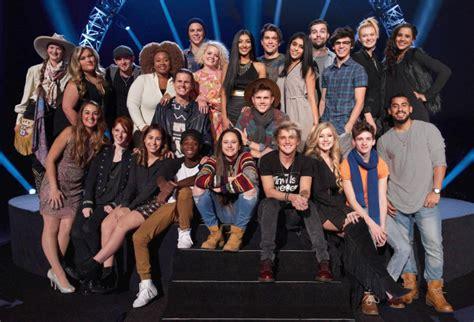 American Idol 2016 Top 24 - Season 15 Contestants