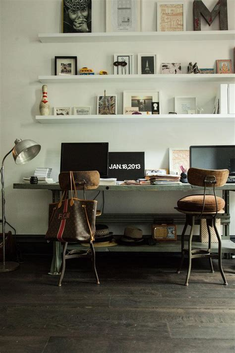 interesting bureau inspirant chez florence mars with bureau style new york